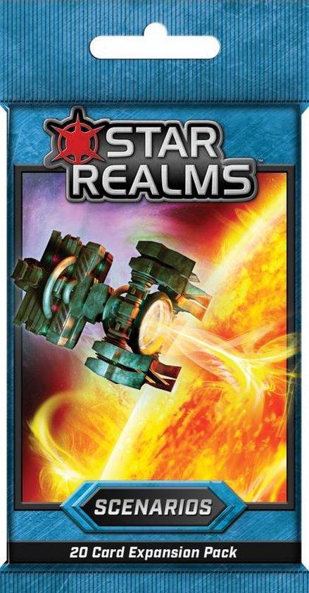 Afbeelding van het spel Asmodee Star Realms Scenarios - EN