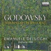Godowsky: Studies On Chopin Op.25