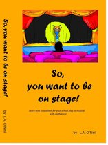 So, you want to be on stage!