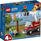 LEGO City 4+ Barbecuebrand Blussen - 60212