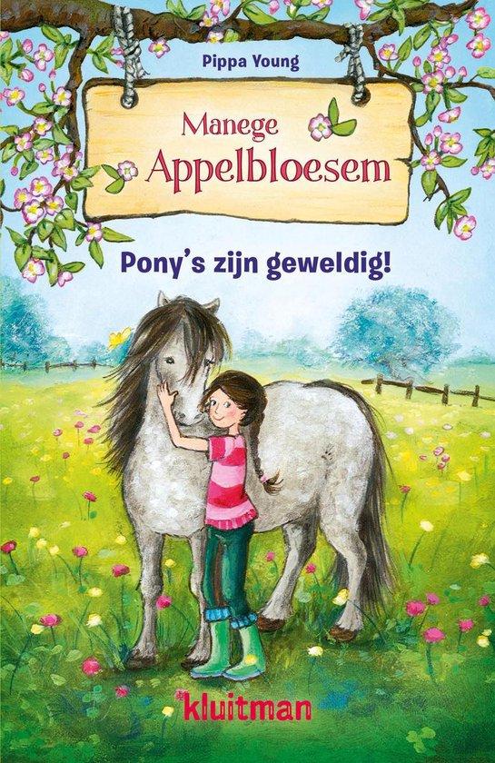 Pony's zijn geweldig! - Pippa Young |
