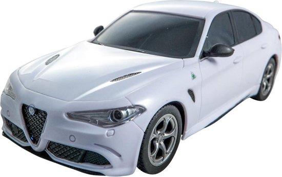 Modelauto Alfa Romeo Giulia 1:24 speelgoed auto