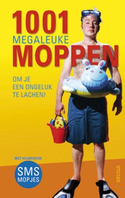 Cover van het boek '1001 superleuke moppen' van  Nvt