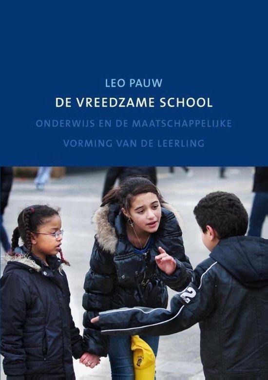 De vreedzame school - Leo Pauw |