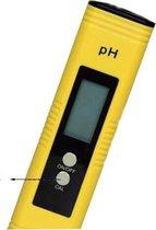 Digitale PH Meter - LCD Geel Prof. / PH Meter JMS