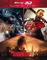 Action Pack (3D Blu-ray)