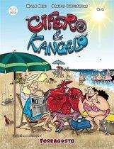 Omslag Cifero & Kangelo N.1 - Ferragosto