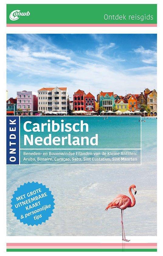ANWB Ontdek reisgids  -   Caribisch Nederland