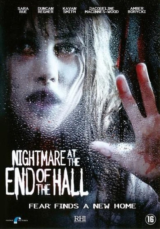 Cover van de film 'Nightmare At The End Of The Hall'