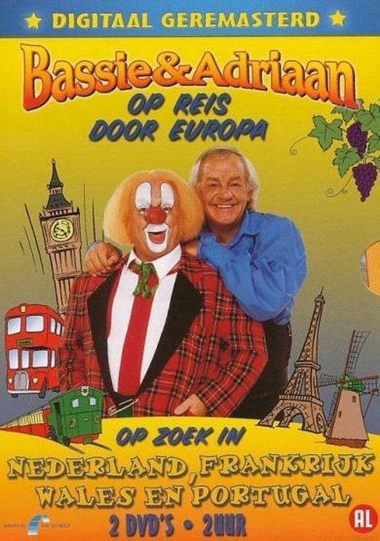 Cover van de film 'Bassie & Aadriaan Europa 1&2'