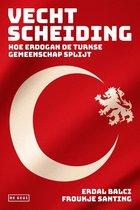 Boek cover Vechtscheiding van Erdal Balci (Onbekend)