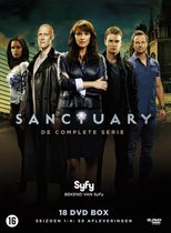 Sanctuary - De Complete Serie
