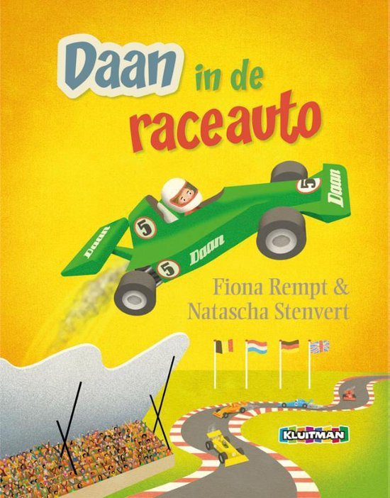 Daan in de raceauto - Fiona Rempt pdf epub