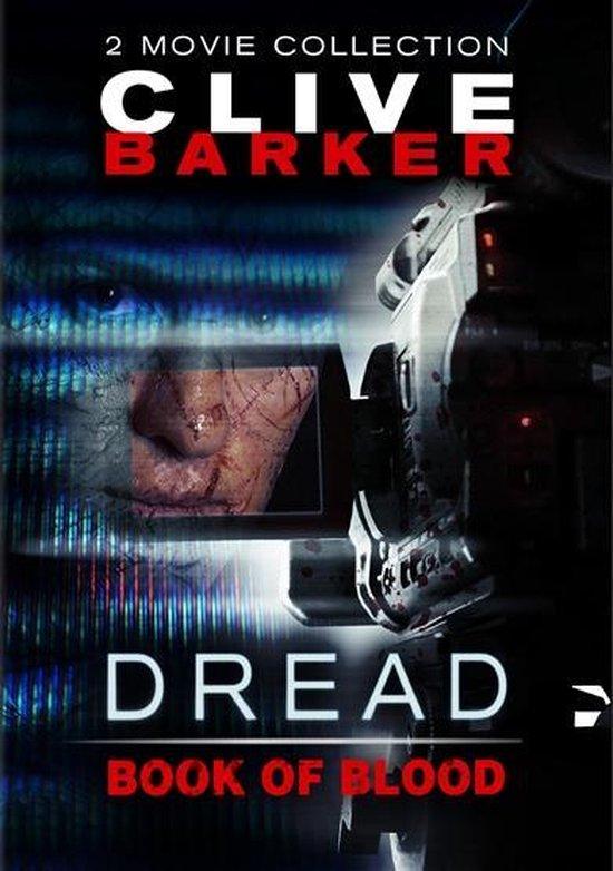 Cover van de film 'Book Of Blood / Dread'