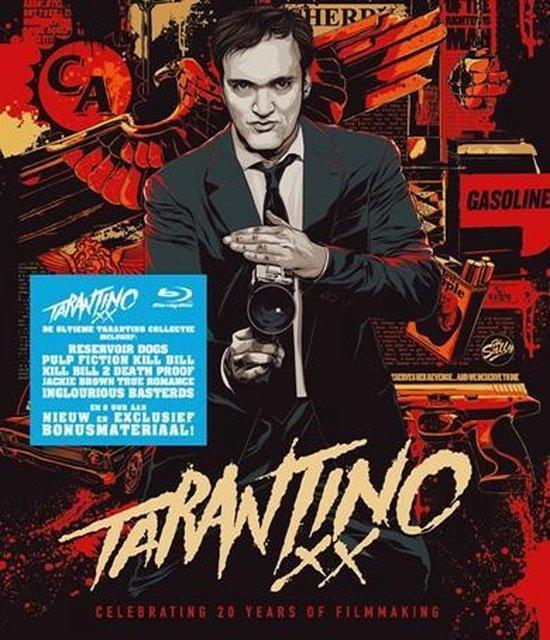 Cover van de film 'Tarantino XX Collection'