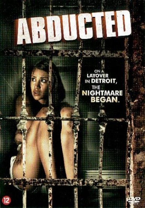 Cover van de film 'Abducted'