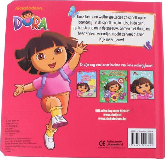 Spelen met Dora