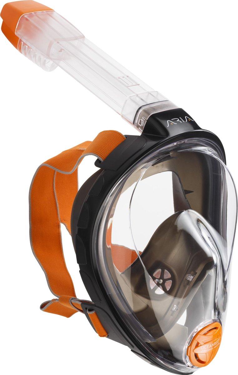 Ocean Reef Aria Snorkelmasker Zwart L/XL - Ocean Reef
