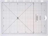 Shape Cutter Mat, A4 23x30 cm, 1 stuk