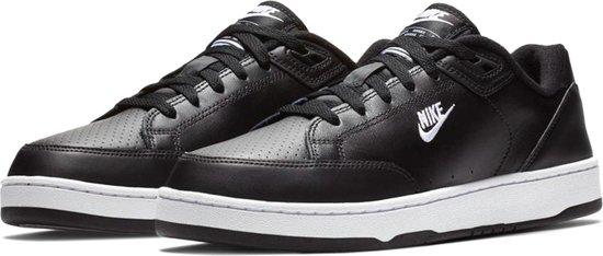Nike Grandstand II  Sneakers - Maat 44.5 - Mannen - zwart/wit