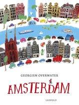 Omslag Amsterdam English edition