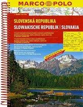 Slovakia Marco Polo Atlas