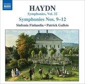Haydn: Symphonies Nos. 9-12