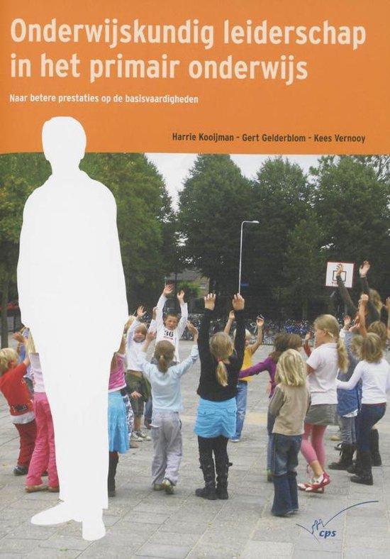 Onderwijskundig leiderschap in het primair onderwijs - H. Kooijman   Readingchampions.org.uk