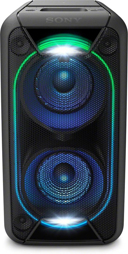 Sony GTK-XB90 - Draagbare Party Speaker - Zwart