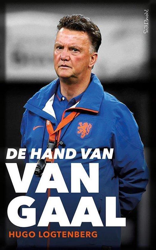 Boek cover De hand van Van Gaal van Hugo Logtenberg (Paperback)