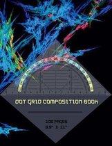 Dot Grid Composition Book