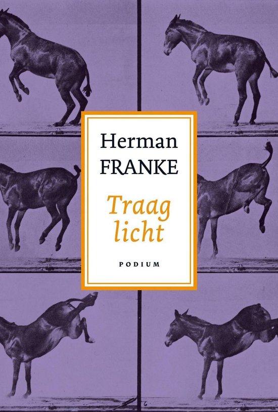 Traag licht - Herman Franke |
