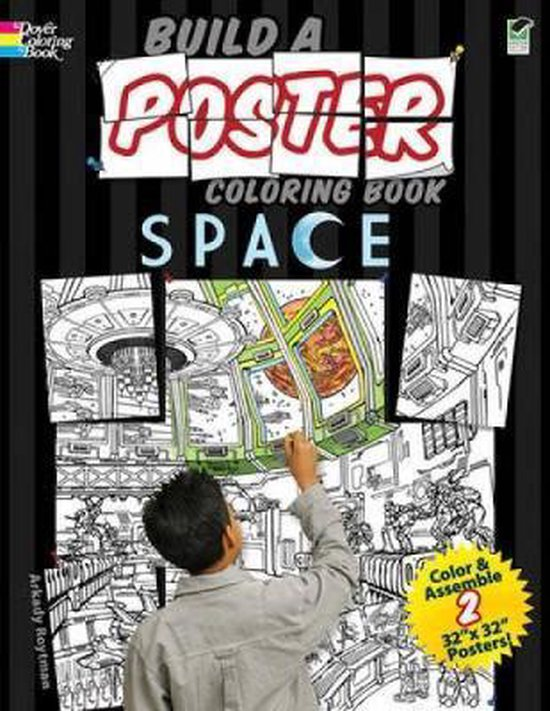 Build a Poster - Space