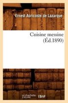 Cuisine Messine ( d.1890)