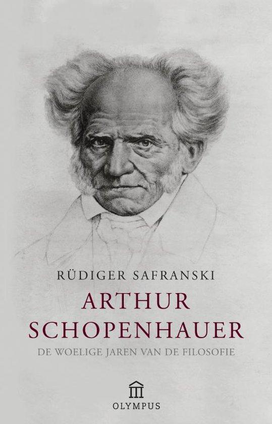 Cover van het boek 'Arthur Schopenhauer'