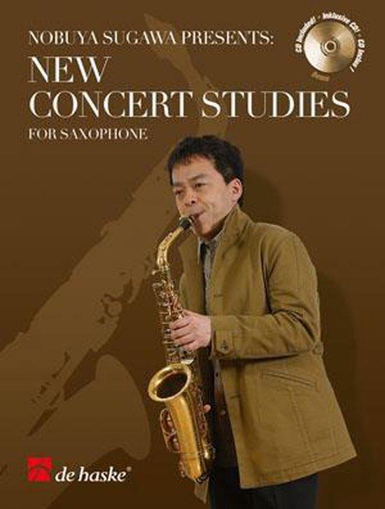 New Concert Studies for Saxophone - Divers | Fthsonline.com