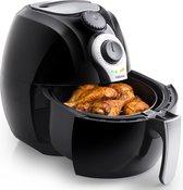 Tristar FR-6990 Crispy Fryer XL – geen olie nodig – geschikt voor 5 porties - Zwart