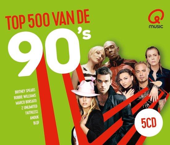 Qmusic Top 500 Van De 90's - 2018 - Qmusic (NL)
