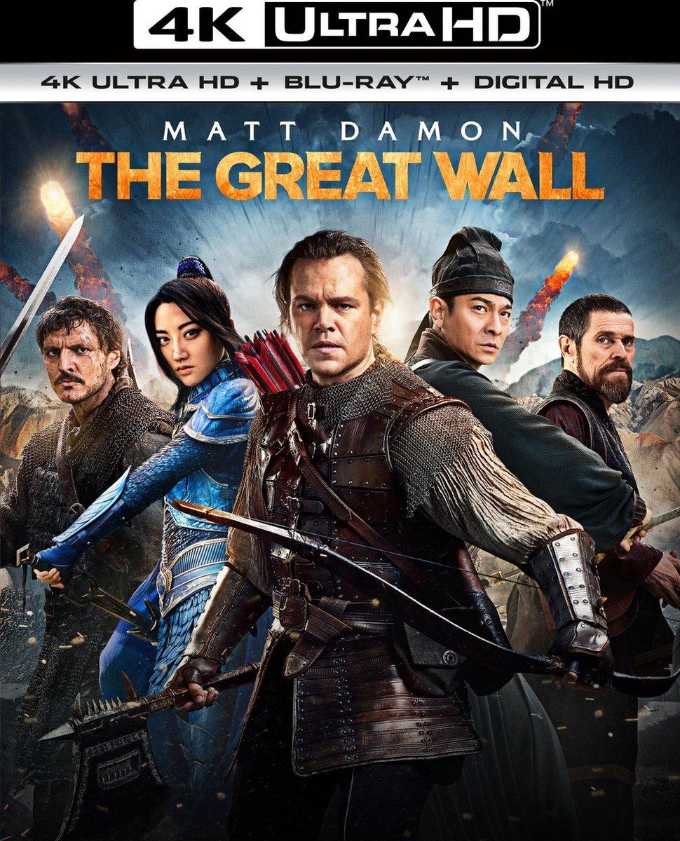 The Great Wall (4K Ultra HD Blu-ray)-