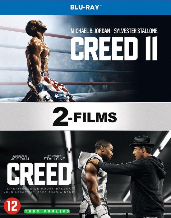 Creed 1 & Creed 2 (Blu-ray)