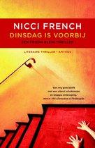 Boek cover Frieda Klein 2 - Dinsdag is voorbij van Nicci French (Onbekend)
