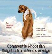 Comment le Rhodesian Ridgeback a obtenu son ridge