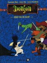 Donjon -99: het hemd van de nacht