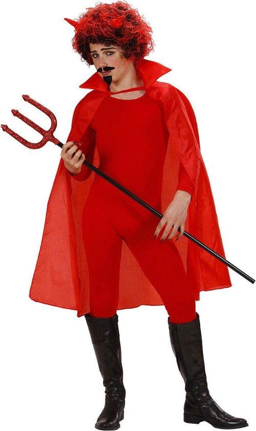WIDMANN - Rode cape voor kinderen - Accessoires > Capes