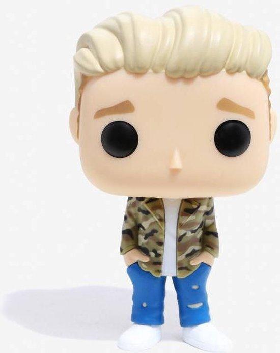 Funko Pop! Justin Bieber #56 Rocks ! - Verzamelfiguur
