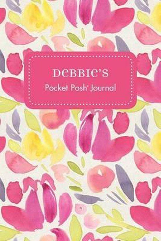 Debbie's Pocket Posh Journal, Tulip