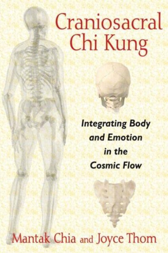 Boek cover Craniosacral Chi Kung van Mantak Chia (Paperback)