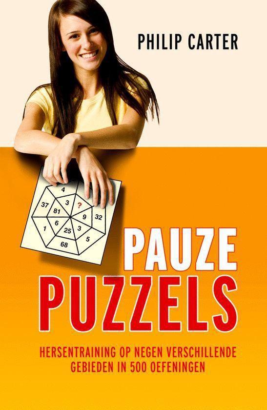 Pauze puzzels - P. Carter |