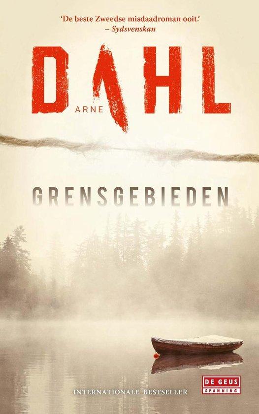 Grensgebieden - Arne Dahl |
