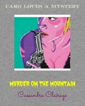 Omslag Murder on the Mountain